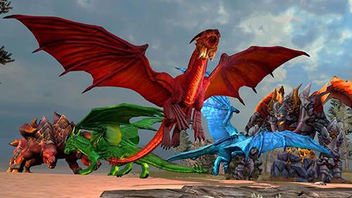 Clan of dragons: Simulator auf Deutsch