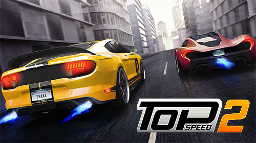 Top speed 2: Drag rivals and nitro racing captura de pantalla 1