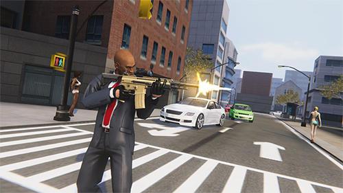 Grand crime gangster скриншот 1