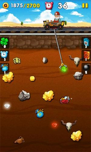 Gold miner by Mobistar для Android