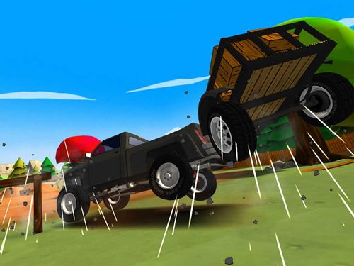 Гонки: скачать Truck trials 2: Farm house 4x4 на телефон