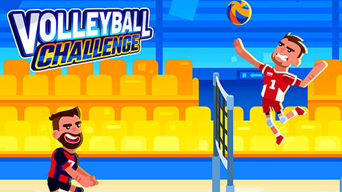 Volleyball challenge: Volleyball game screenshot 1