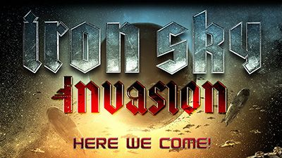 logo Iron Sky: Invasion