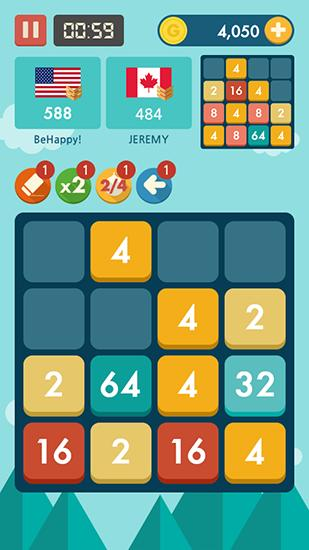 2048 World championship for Android