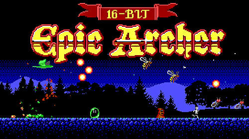 16-bit epic archer Screenshot