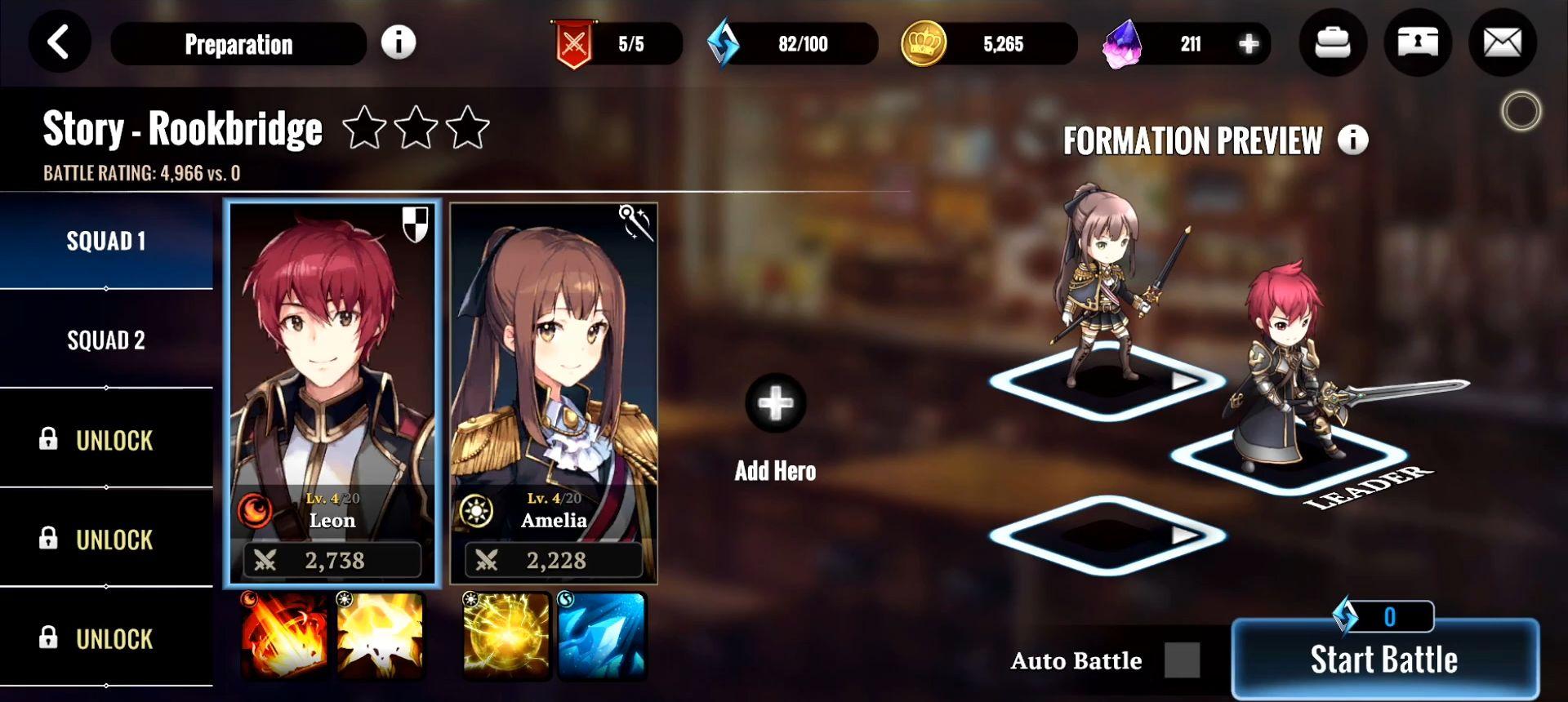 Grand Alliance capture d'écran 1