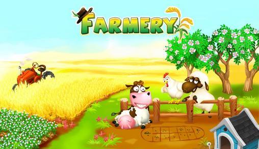 Farmery: Game nong trai Symbol
