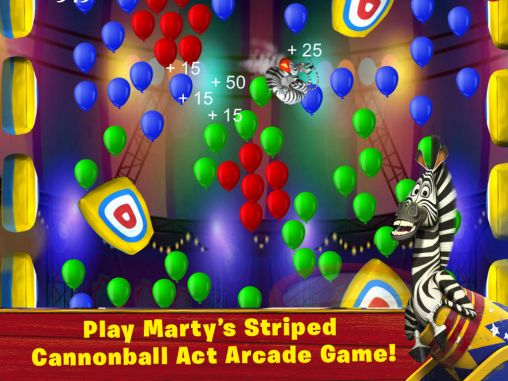 Madagascar: Join the circus para Android
