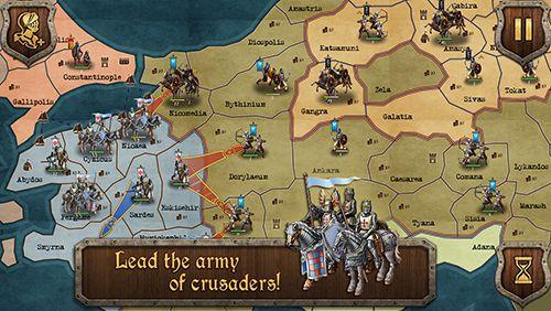 多人游戏(蓝牙):下载Medieval wars: Strategy and tactics到您的手机