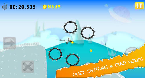 Crashtest hero: Motocross Screenshot