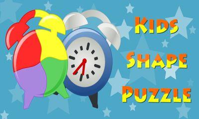 Kids Shape Puzzlecapturas de pantalla