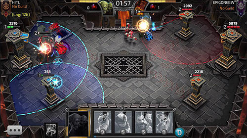 Rival: Crimson x chaos für Android