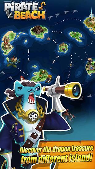 Online Pirate beach: Pandora empire für das Smartphone