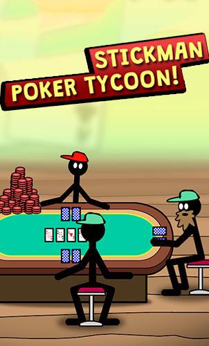 Stickman poker tycoon Screenshot