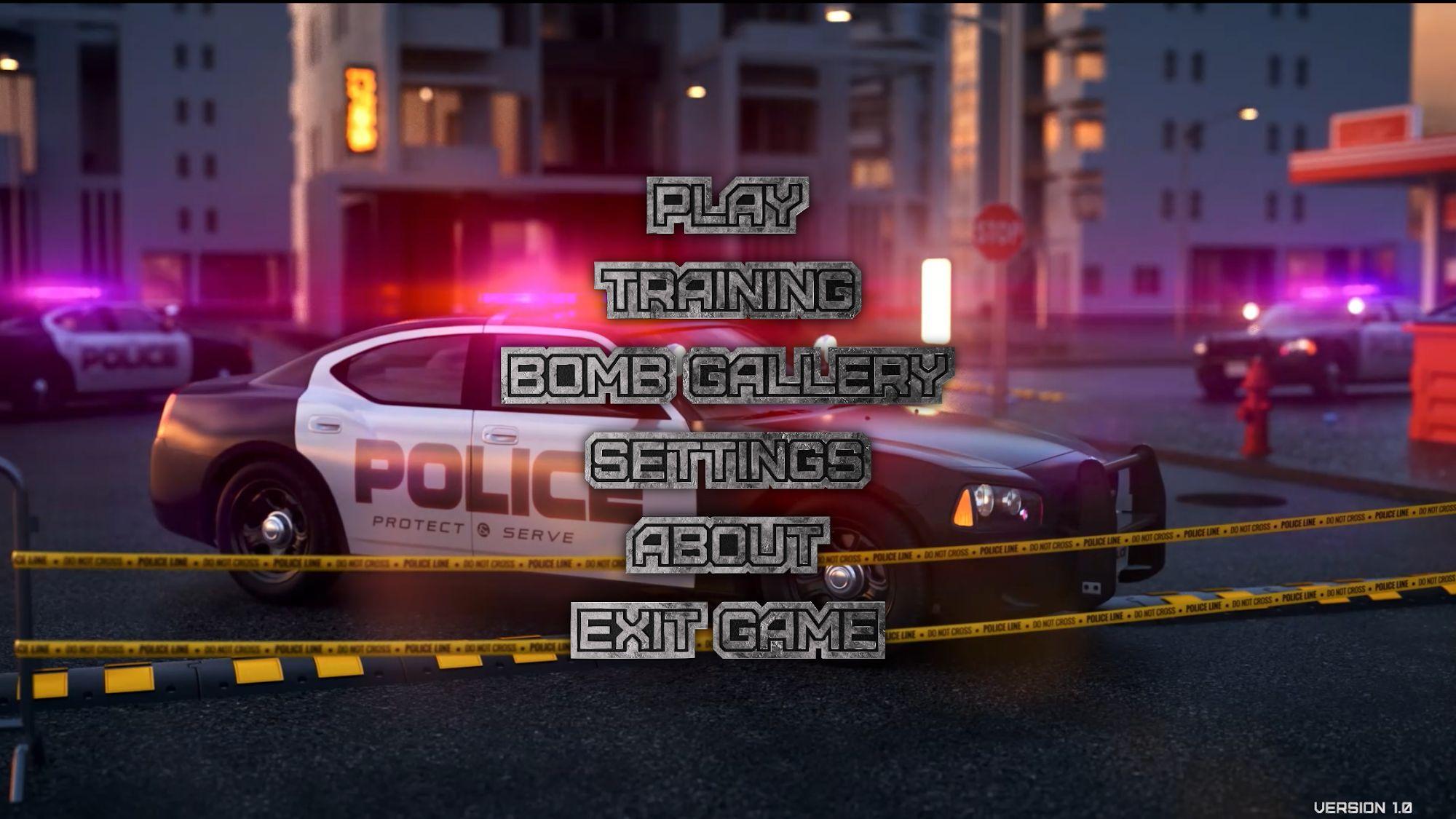 Bombsquad 3D скріншот 1
