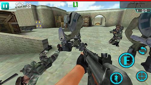 Gun striker fire Screenshot