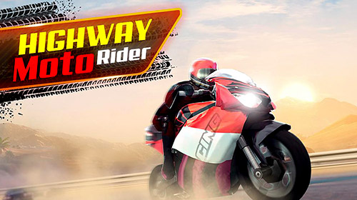 Highway moto rider: Traffic race Screenshot