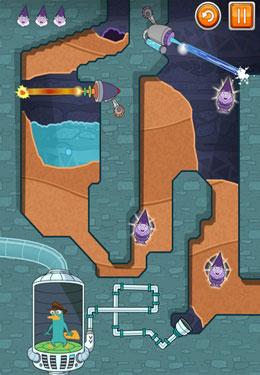 Arcade-Spiele: Lade Wo ist mein Perry? auf dein Handy herunter