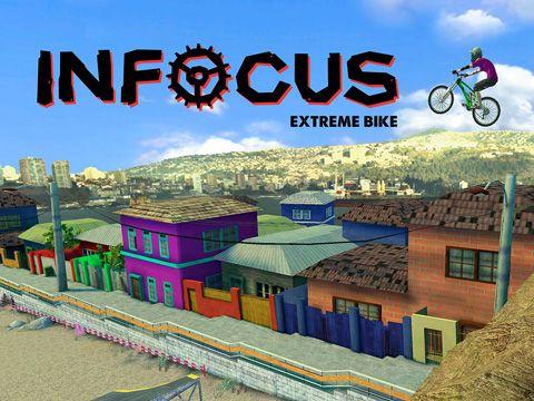 логотип Экстрим на велосипеде
