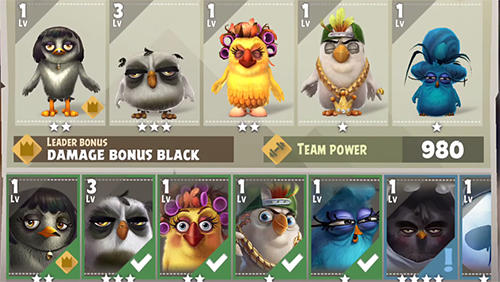 Angry birds: Evolution скриншот 1