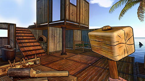 The last maverick: Survival raft adventure para Android