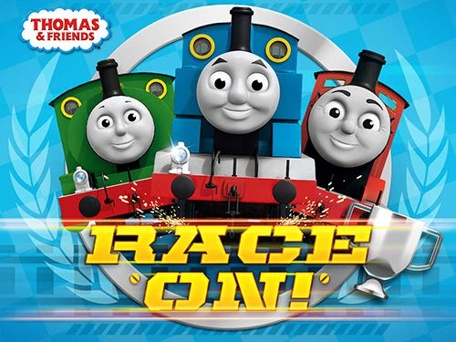 logo Thomas und Freunde: Race On!