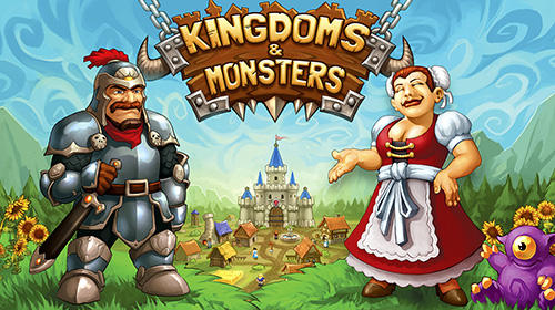 Kingdoms and monsters скріншот 1