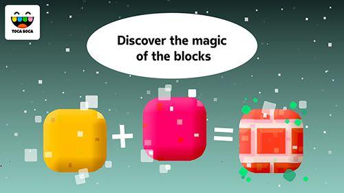 iPhone用ゲーム トカ:ブロックス のスクリーンショット