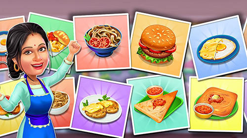 Patiala babes: Cooking cafe. Restaurant game captura de pantalla 1