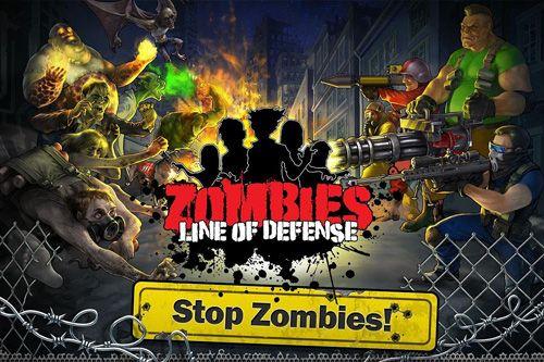 logo Zombis: Ligne de la défense