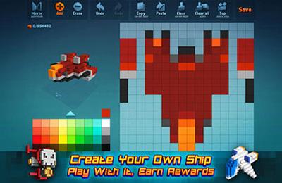 Arcade-Spiele: Lade Weltraumwürfel auf dein Handy herunter