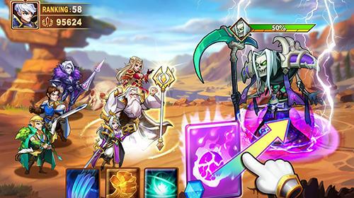 Strategie RPG Avatar kingdoms auf Deutsch