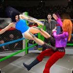 Women wrestling revolution pro icono