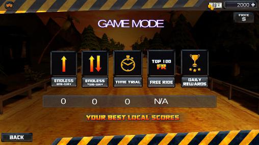 Monster truck racer: Extreme monster truck driver для Android