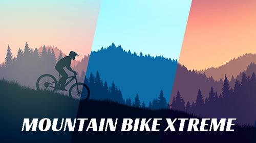 Скриншот Mountain bike xtreme на андроид