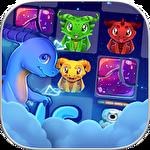 Sky dragon stars: Magic match icono