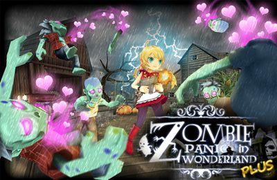 logo Le Zombie au Pays des Merveilles