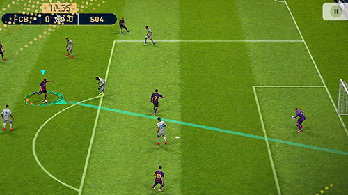 PES 2019: Pro evolution soccer capture d'écran