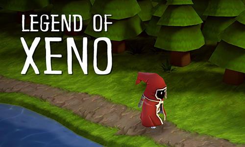 Скриншот Legend of Xeno на андроид