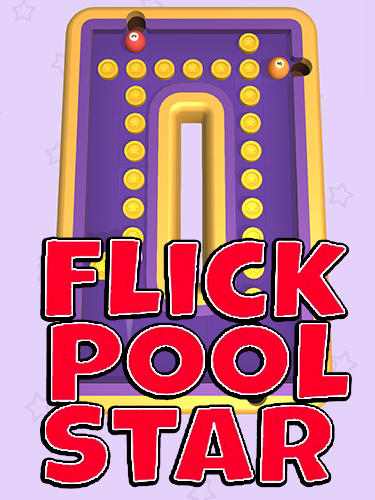 Flick pool star Screenshot