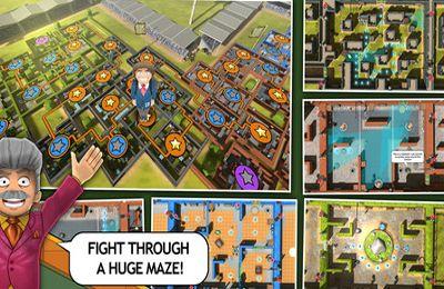 Screenshot Man in a Maze on iPhone