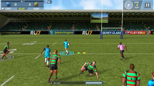Rugby league 17 для Android