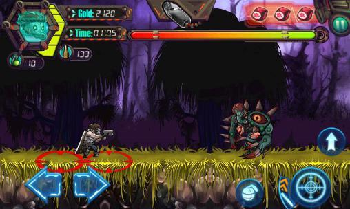 Zombie hunter: Devil crush screenshot 1