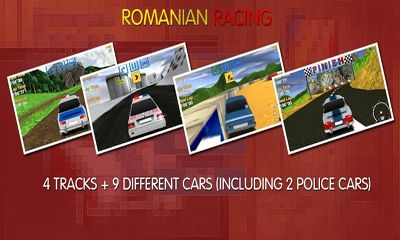Romanian Racing screenshot 1