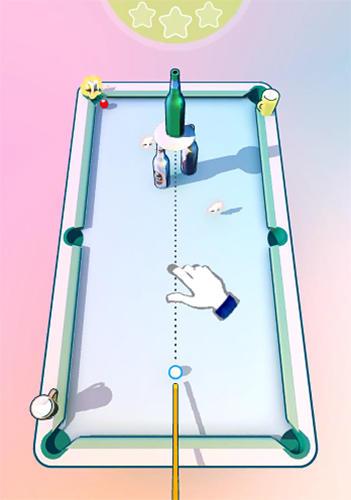 Epic pool: Trick shots puzzle capture d'écran 1