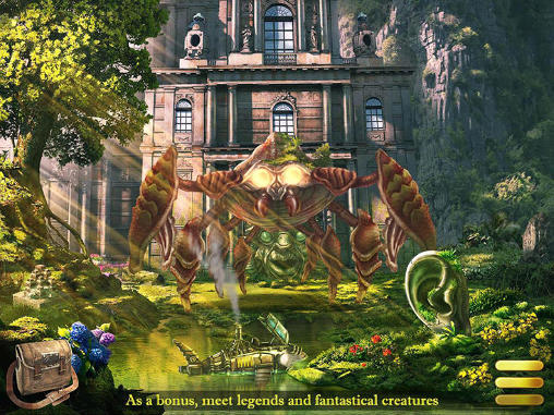 The secret society of giants: Sea of giants para Android