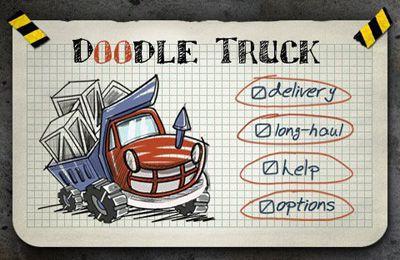logo Doodle Truck
