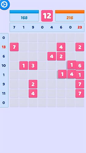 Logikspiele Create dozens für das Smartphone