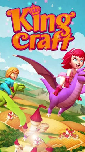King craft: Puzzle adventures captura de pantalla 1
