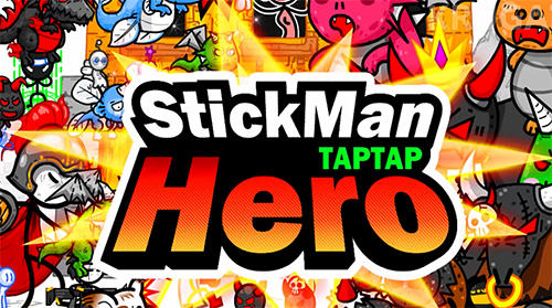 Stickman hero tap tap Screenshot